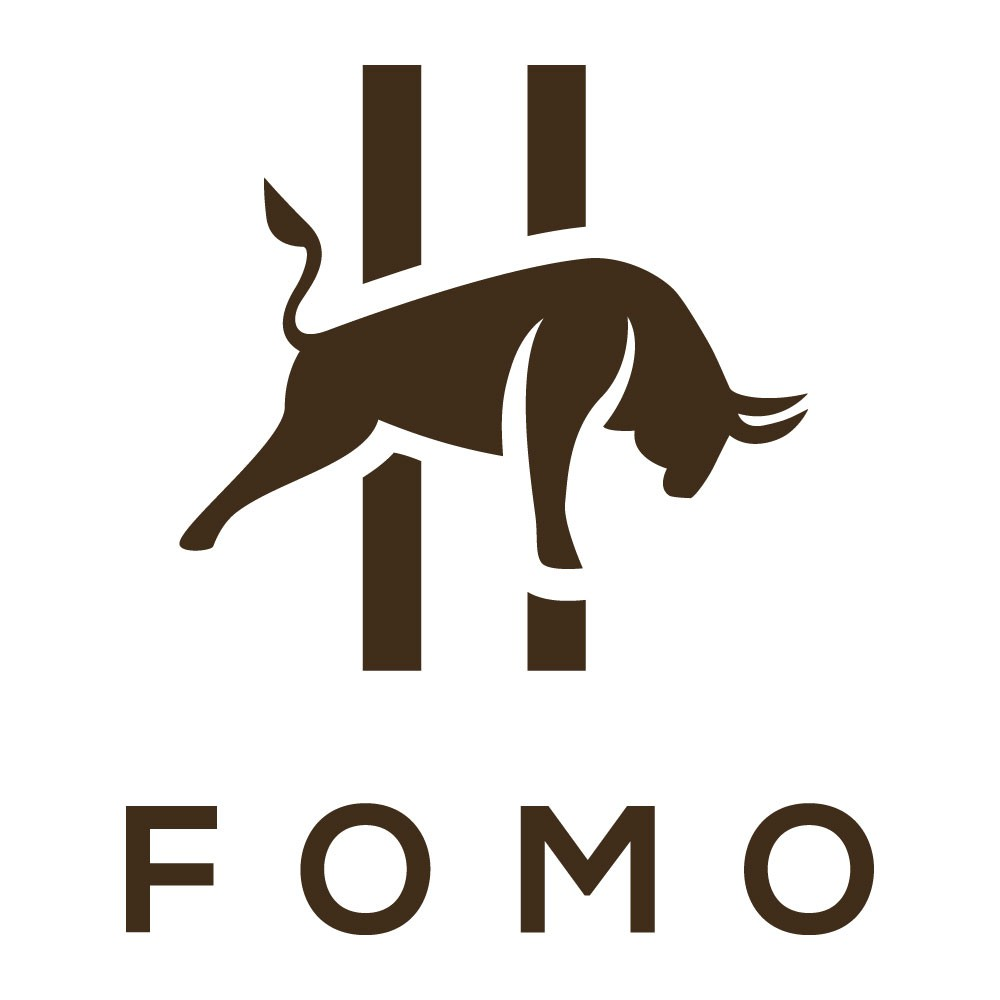 "Neon Sign Logo Needed for a Modern Cocktail Bar ""FOMO"""