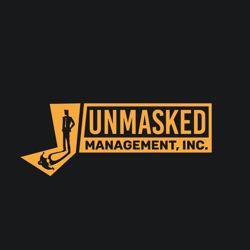 Fun restaurant management logo