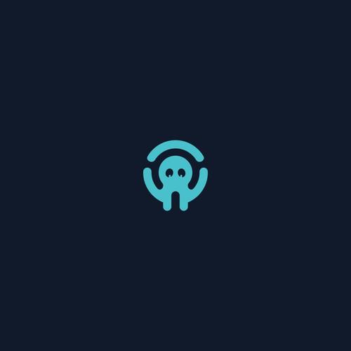 Squid Logo Design