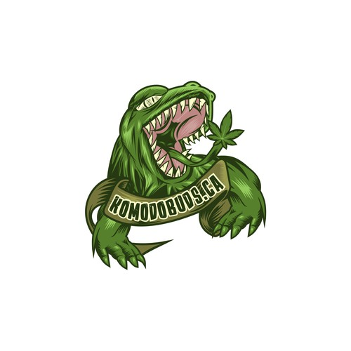 Marijuana dispensary logo