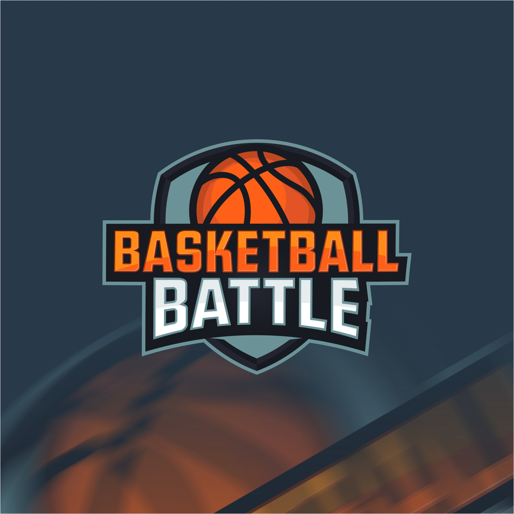 Need catchy logo for our hit sports game Basketball Battle (over 10 million downloads)