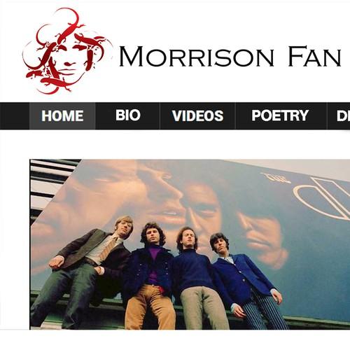 Morrison fan club logo