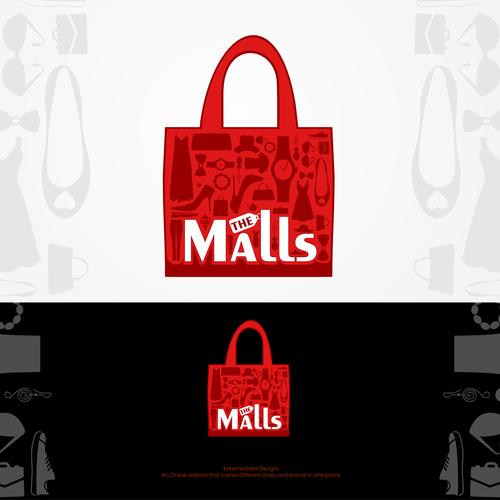 "Online retails Website ""THE MALLS"""