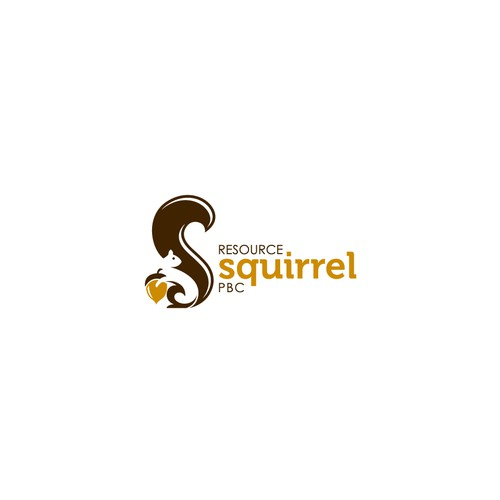 Resource Squirrel, save the planet. Teach consumers to sustainable manage their resource like nature. Squirrel It.