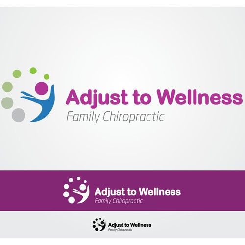 Logo for wellness
