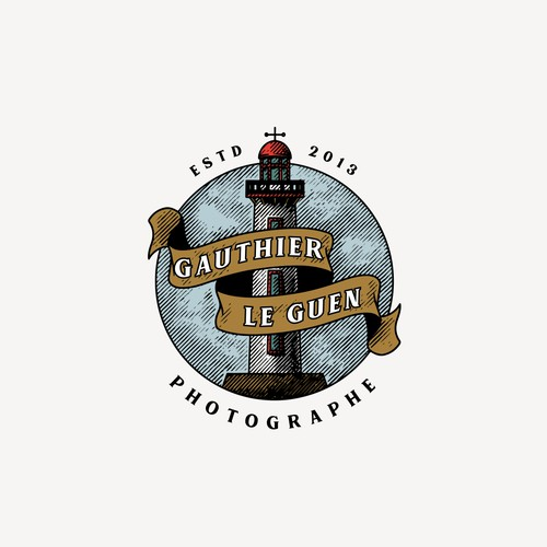Gauthier Le Guen Photography Logo