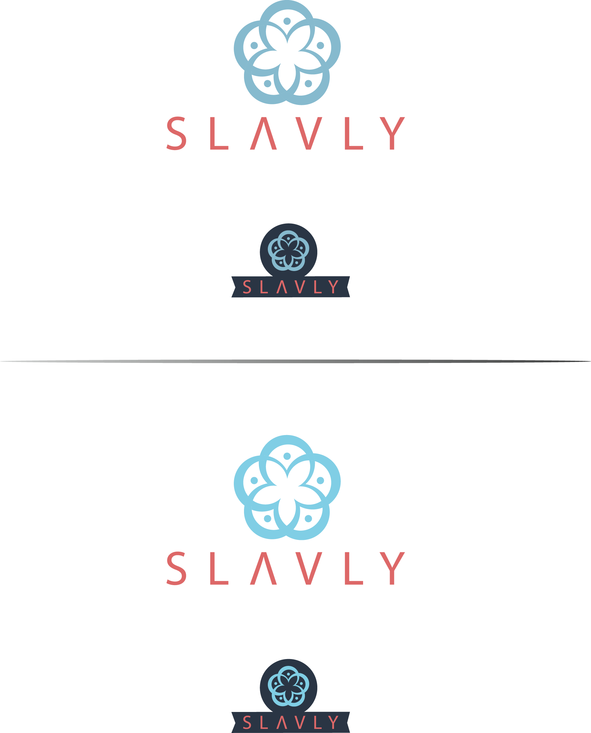 branding for slav.ly