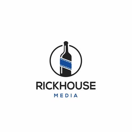 Great logo for a creative media company