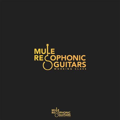 Mule Resophonic Guitar