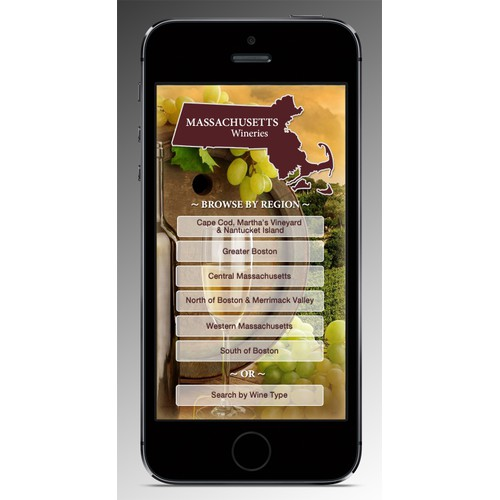 Mobile Wineries App