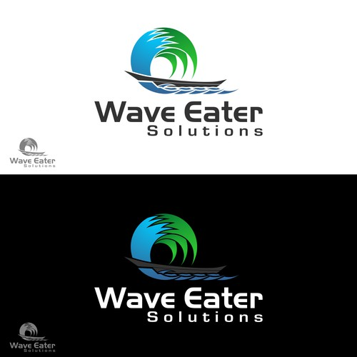 logo for Wave Eater Solutions