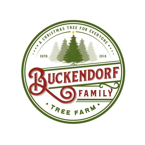 Logo for Christmas Tree Farm