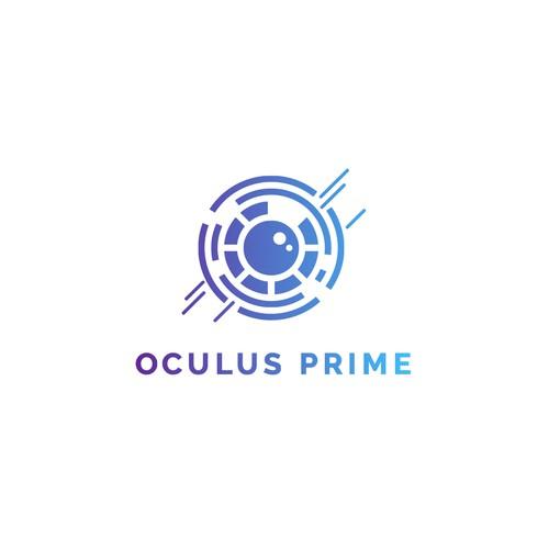 Oculus Prime Logo Concept