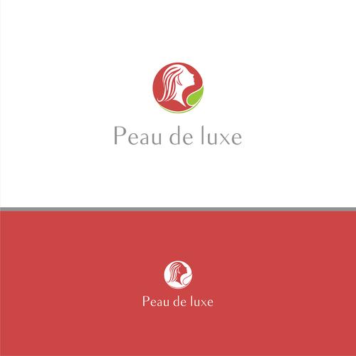 New Logo - Peau de luxe