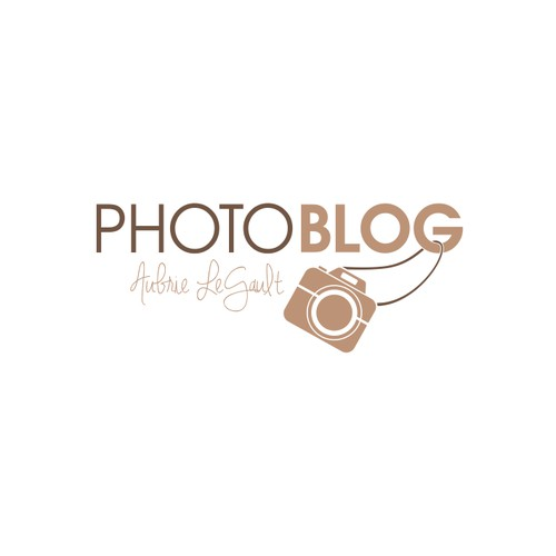logo for Photo Blog