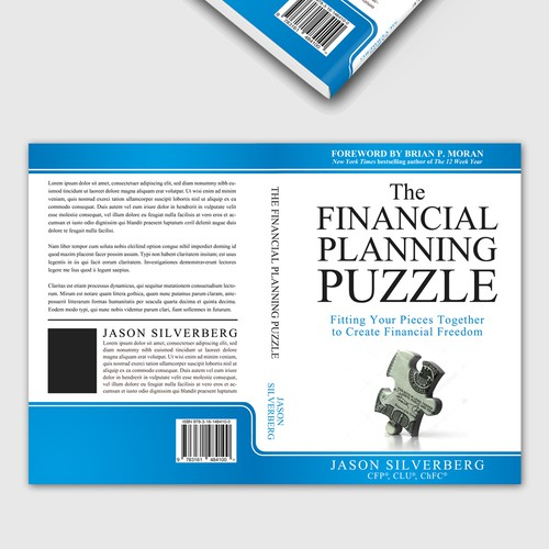 Book Cover for  financial planning