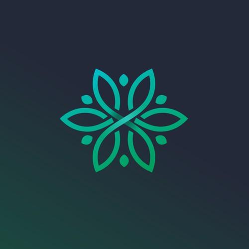 New CBD wellness center wants a welcoming logo