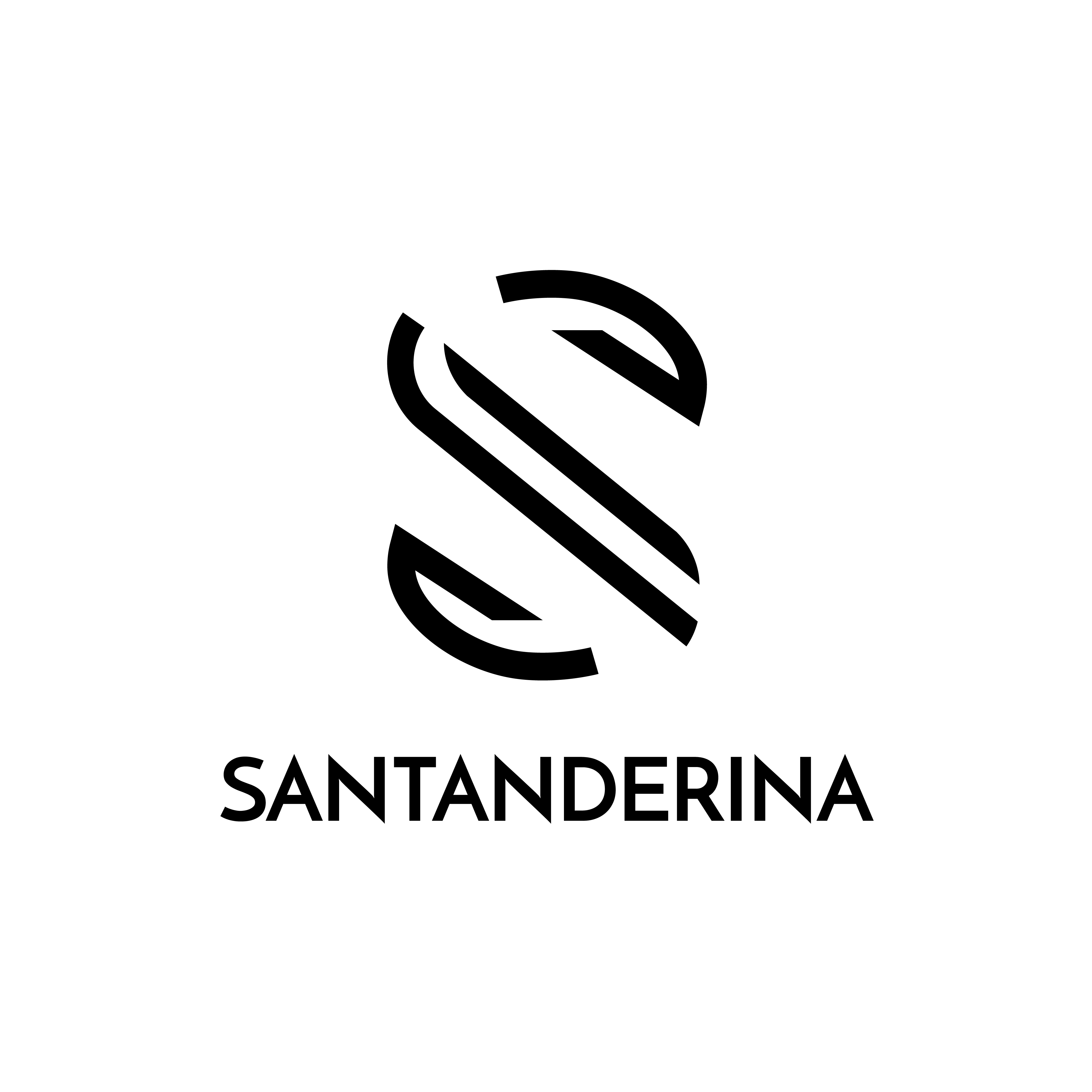 Sports wear logo for brand new company