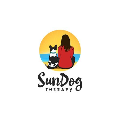 SunDog Therapy Logo