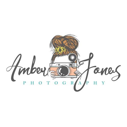 Modern-Vintage Photography Logo