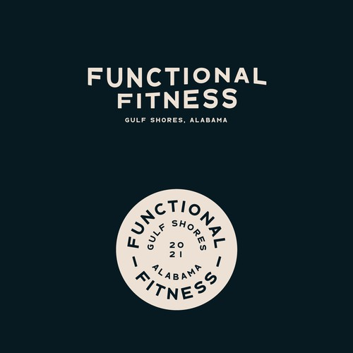 Brand Identity Design for Functional Fitness