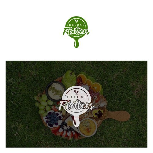 Design a logo for Deluxe Platters