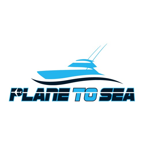 Logo & website for fishing boat
