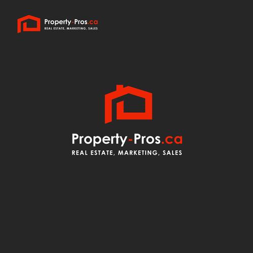 Logo Design For property-pros.ca