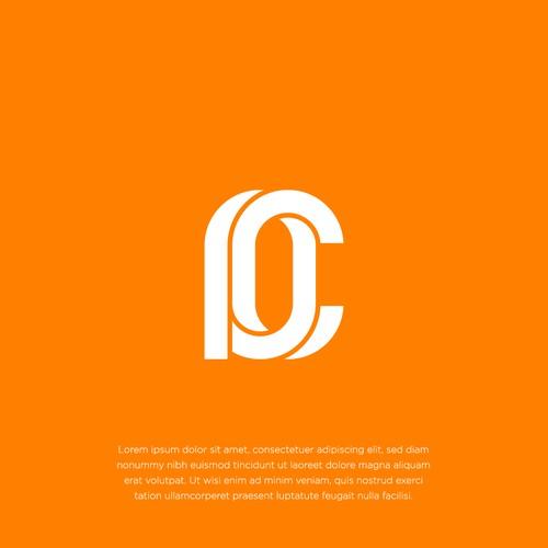 Equipment Rental Company Logo (PCRENTS)