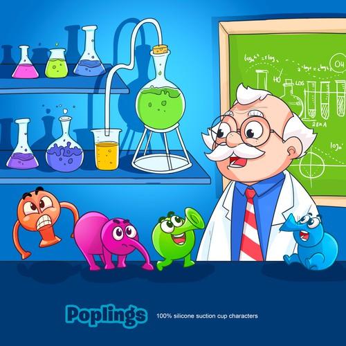 visual asset for poplings