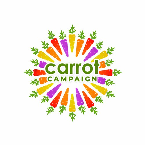 Carrot Campaign-bright yet, simple