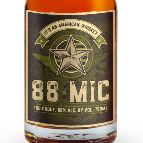 Whisky Brand for American Veterans