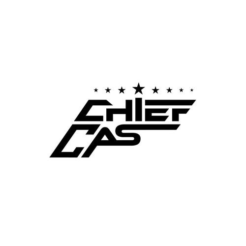 Logo for artist, musician, hip hop Chief Cas