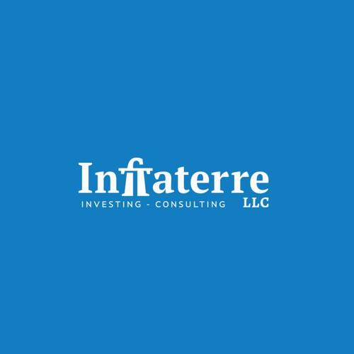 Infraterre logo design