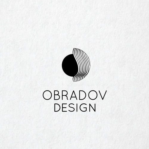Logo proposal for an Interior designer