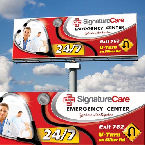 Billboard for SignatureCare
