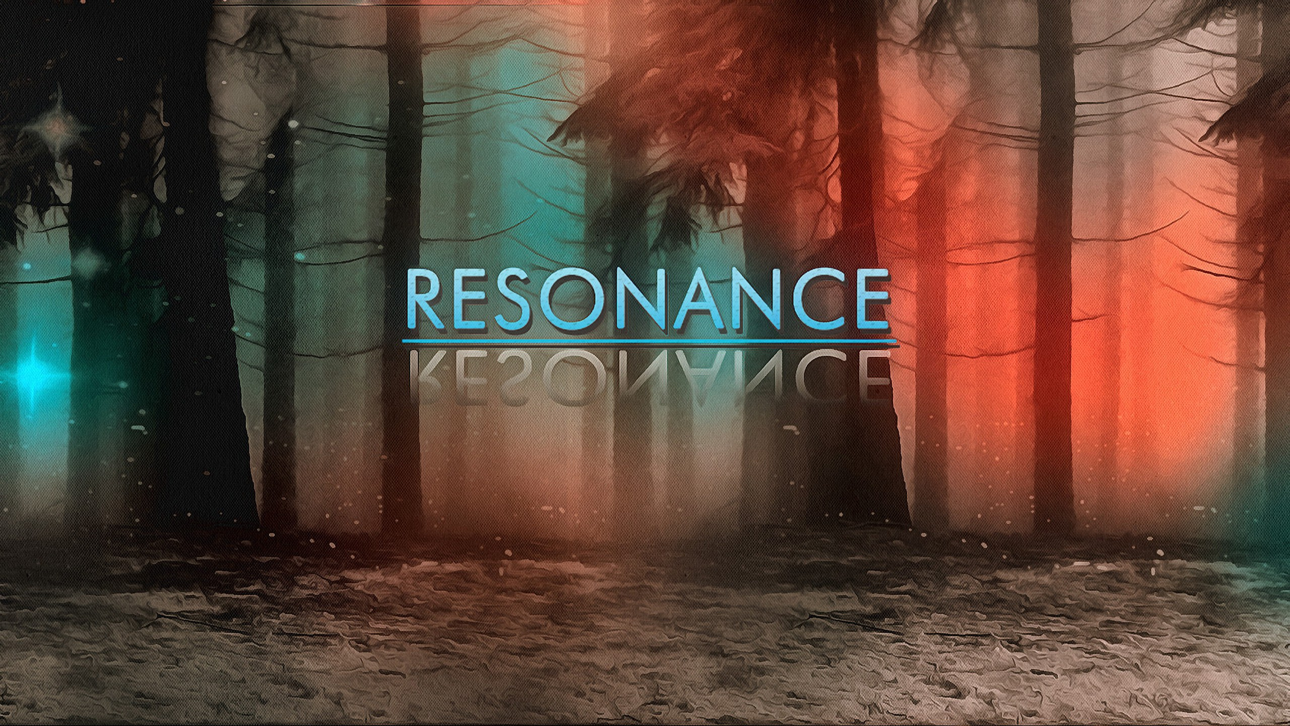 Resonance social media banners/backgrounds
