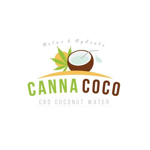 Canna Coco CBD Coconut Water