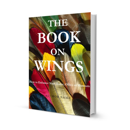 Put your wings on. Design this cover to fly.