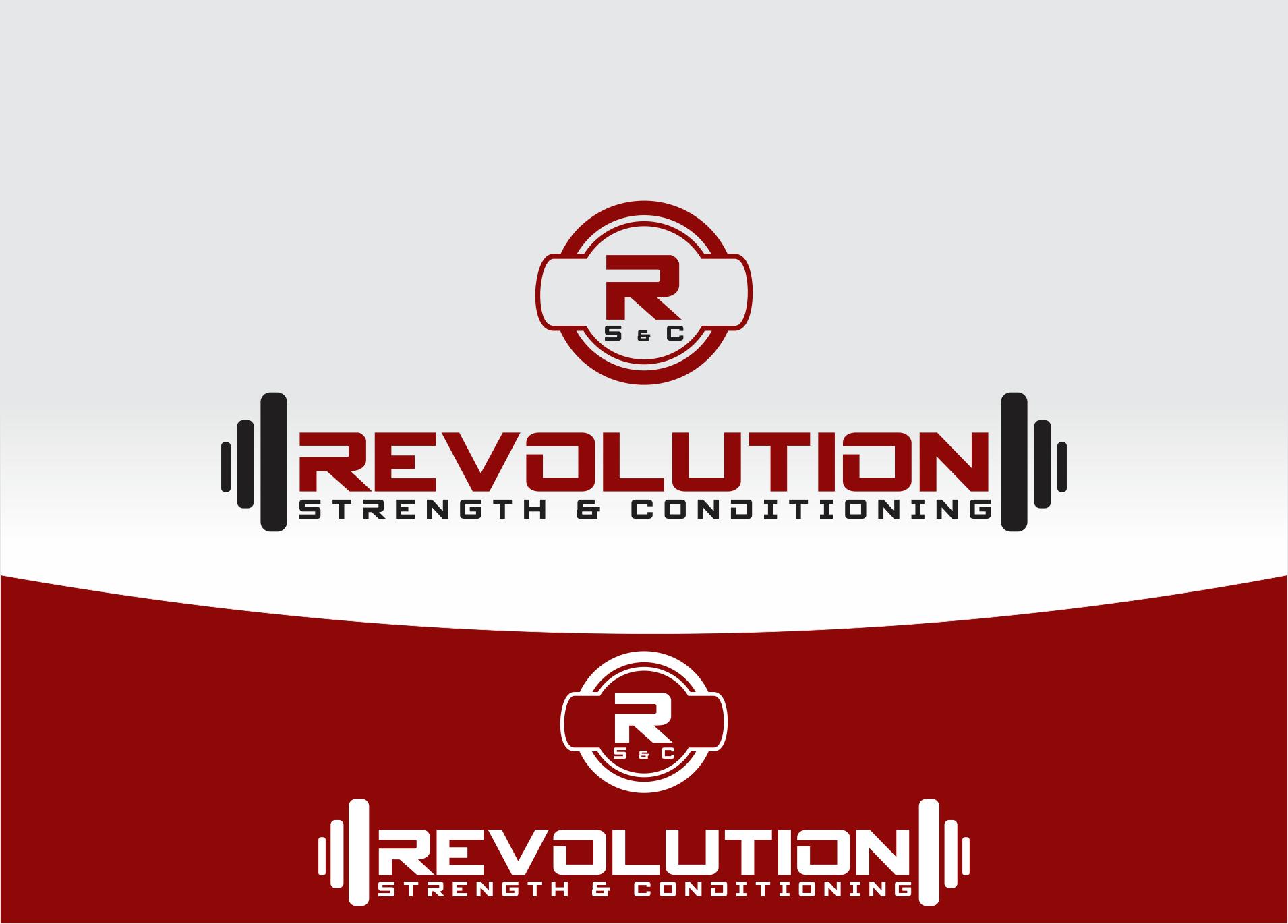 logo for Revolution Strength & Conditioning