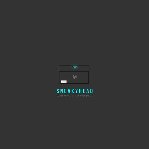 Logo for sneaker collectors website