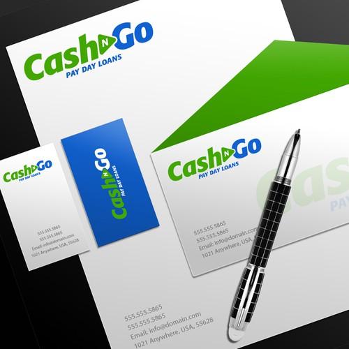 Cash N Go Logo