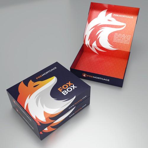 The Fox Box - Closing Gift Box