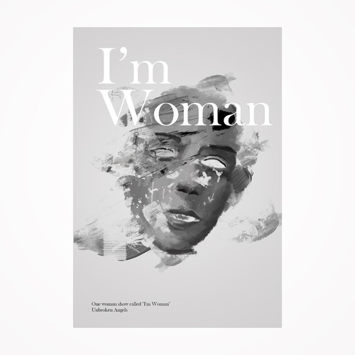 """One woman show called """"I'm Woman"""""""