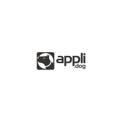 appli.dog is Logo for dog training application