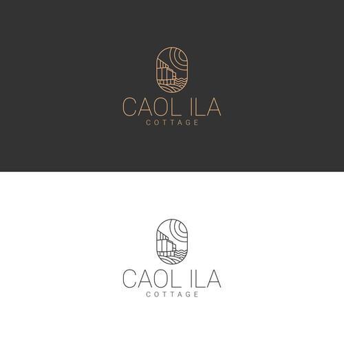 Logo Caol Ila Cottage