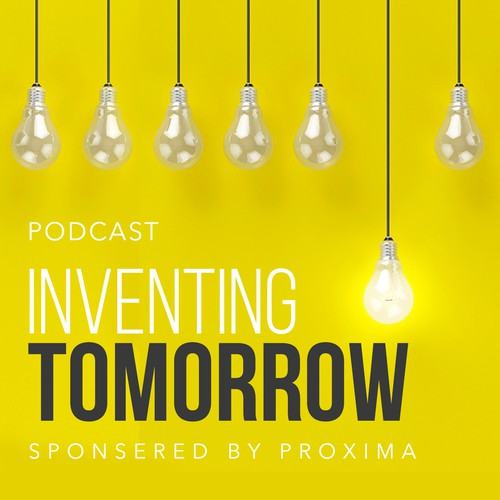 Podcast cover art for Inventing Tomorrow