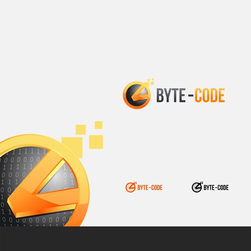 New Company Logo for www.Byte-Code.com