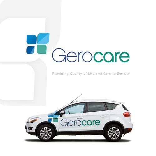 Gerocare needs a new logo