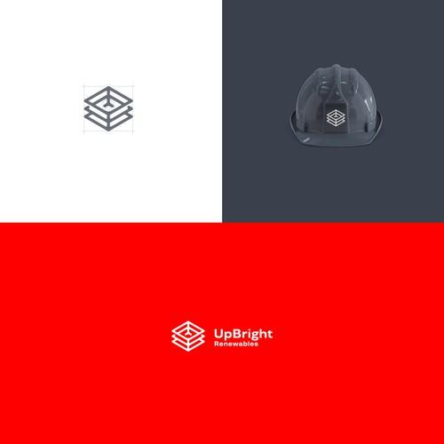 Logo Design for UpBright